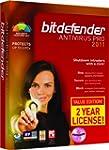 Bitdefender Antivirus Pro 2011-3Pc/2Year