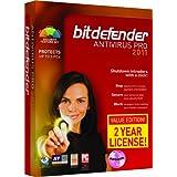 BitDefender Antivirus Pro 2011 Value Edition - 3 PC/2 year [Old Version] ~ Bitdefender, LLC