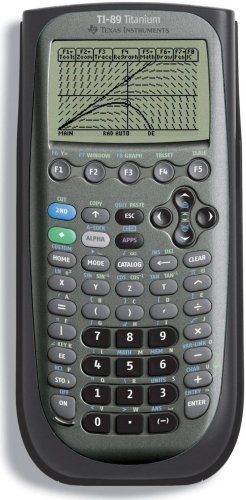 Texas Instruments TI 89 Titanium Calculator