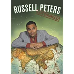 Russell Peters - Outsourced (2006)