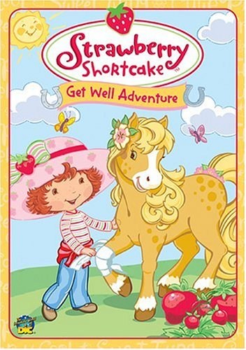 Strawberry Shortcake: Get Well Adventure (2003)