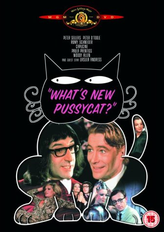 What's New Pussycat / Quoi de neuf, Pussycat? / Что нового, киска? (1965)