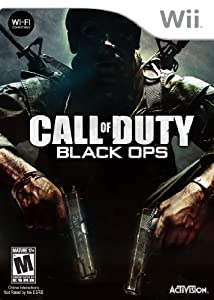 Call of Duty: Black Ops - Wii Standard Edition
