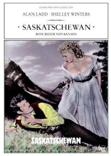 Saskatschewan - Rote Reiter von Kanada