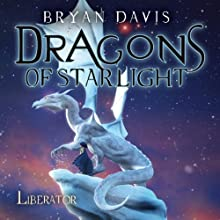 Liberator (       UNABRIDGED) by Bryan Davis Narrated by Tavia Gilbert