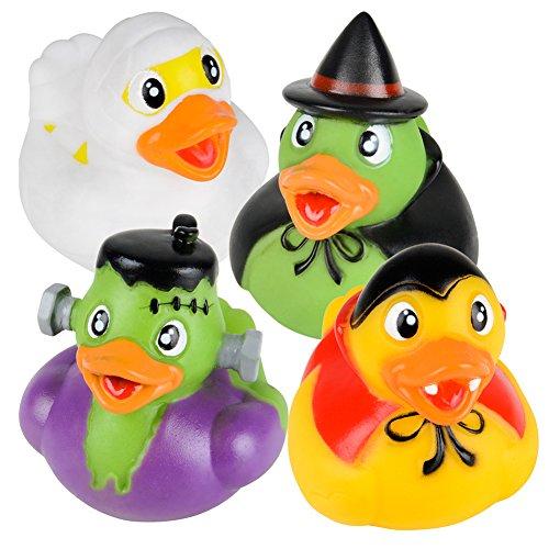 Rhode-Island-Novelty-2-Halloween-Costume-Rubber-Ducks-12-Piece