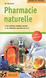 Pharmacie naturelle