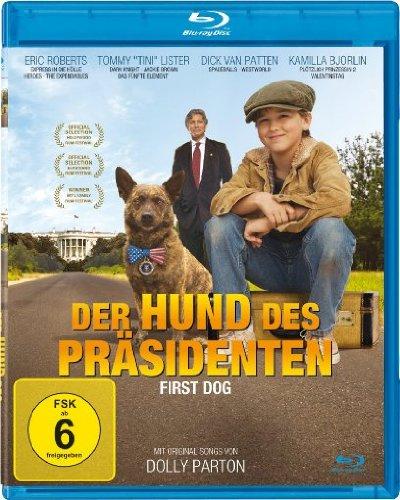 Der Hund des Präsidenten - First Dog [Blu-ray]