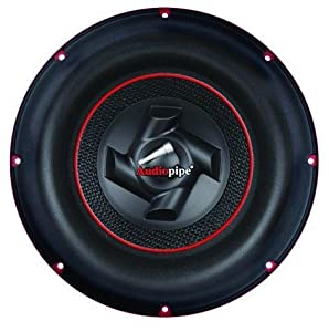 "AUDIOPIPE TXX-BF15 15"" 2400W Car Audio Subwoofer Sub"