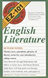 Barron's Ez 101 Study Keys: English Literature (Barron's EZ-101 Study Keys (Audio)) [UNABRIDGED]