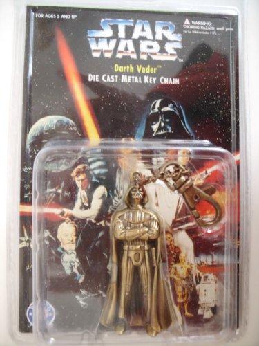 Star Wars Die Cast Darth Vader Keychain - 1