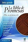 Biblia de Promesas Letra Grande-Rvr 1960 (Spanish Edition)