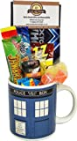 Dr Who Tardis Mug with a Time Travelling Selection of 80