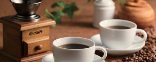 懐かしの喫茶店珈琲 加賀焼古都 粉