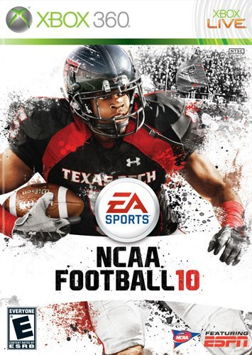 NCAA Football 10 - Xbox 360 by Electronic Arts (Ncaa Football 10 Xbox 360 compare prices)