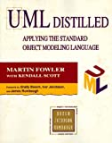 img - for UML DISTILLED: APPLYING THE STANDARD OBJECT MODELLING LANGUAGE (OBJECT TECHNOLOGY SERIES) book / textbook / text book