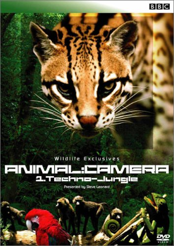 BBC WILDLIFE EXCLUSIVES ANIMAL CAMERA1.Techno Jungle アニマル・カメラ 密林の驚異 [DVD]