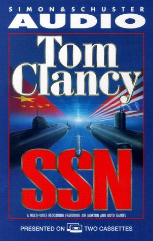 Tom Clancy : SSN: Adventure Runs Deep, Tom Clancy
