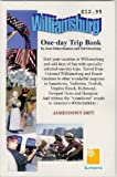 img - for Williamsburg One-Day Trip Book (Fourth Edition) book / textbook / text book