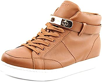 Coach Women's Richmond Swagger Hi Top Wedge Sneakers