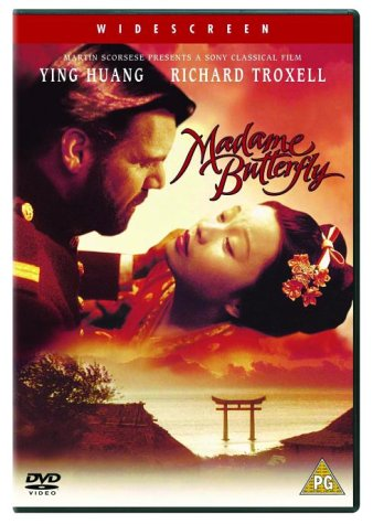 Puccini: Madame Butterfly -- 1995 film version [DVD] [1997]