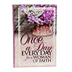 Once a Day Every Day for a Woman of Faith Book