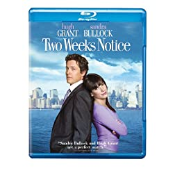 Two Weeks Notice [Blu-ray]