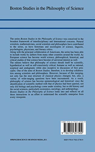 Kant's Theory of Natural Science: An Investigation to the Preface of Kant's Metaphysical Foundations of Natural Science (Boston Studies in the Philosophy and History of Science)
