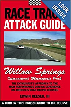 Race Track Attack Guide Willow Springs