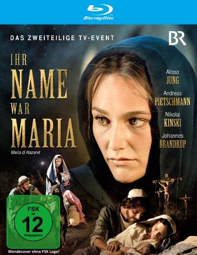 Ihr Name war Maria - Der komplette 2-Teiler [Blu-ray]