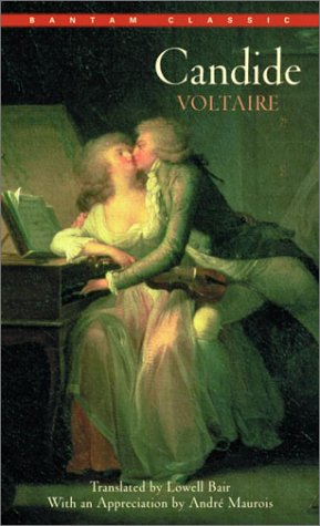 Candide (Candide), VOLTAIRE