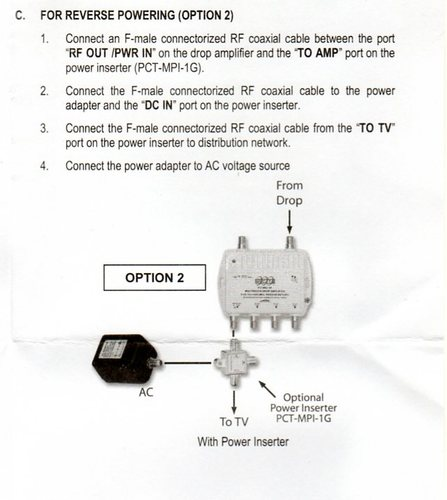Review Of 4 Port Cable TV/HDTV/Digital Amplifier Internet Modem Signal Booster Internet AMP