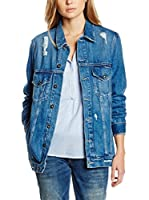 Pepe Jeans London Cazadora Vaquera Riot (Denim)