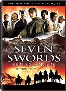 Seven Swords / Sept Guerriers (Bilingual)