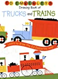 img - for Ed Emberley's Drawing Book of Trucks and Trains book / textbook / text book