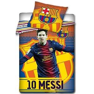 Housse de Couette FC Barcelone Messi