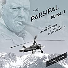 The Parsifal Pursuit (Winston Churchill Thrillers) (       UNABRIDGED) by Michael McMenamin, Patrick McMenamin Narrated by Lee Strayer