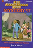 Dawn And The Halloween Mystery (The Baby-Sitters Club Mystery) (0590482327) by Martin, Ann M.