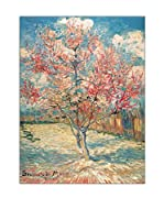 ArtopWeb Panel Decorativo Van Gogh Souvenir De Mauve 80x60 cm Bordo Nero