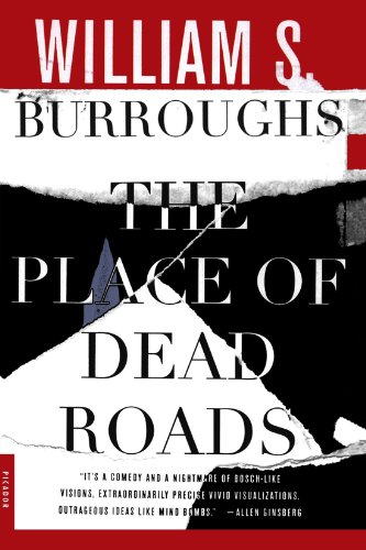 The Place Of Dead Roads: A Novel front-24599