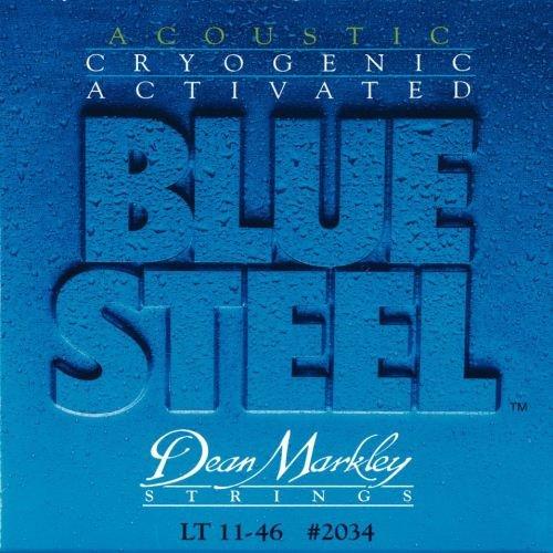 Dean Markley Blue Steel LT 2034 Acoustic Guitar