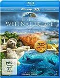 Best Of Weltnaturerbe 3D - Fühle das Erlebnis [Blu-ray]