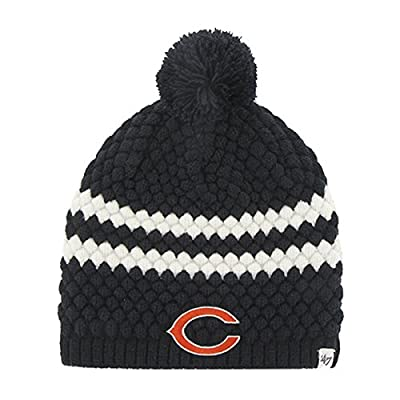 Women's Knit Chicago Bears Beanie Cap