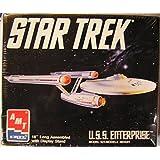 Star Trek USS Enterprise Space Ship Model Kit