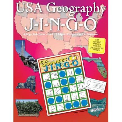 Jingo Geography - 1