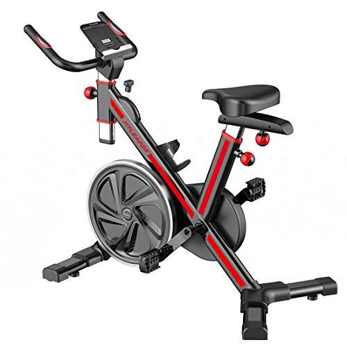 Fitleader FS1 Stationary Exercise Bike Indoor Fitness Workout Upright Gym Cycling (Indoor Upright Stationary compare prices)