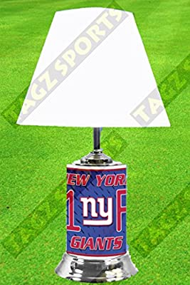 New York Giants Table Lamp