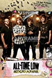 All Time Low Nothing Personal Large Music Poster 61 by 91.5cm
