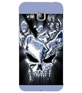 Axes Premium Designer Back Cover forSamsung Galaxy J3 Pro (-d876