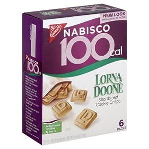 Nabisco 100 Cal Cookies, Fudge Petites, 3.7 oz, (pack of 2)